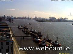view from Altona Osten on 2018-04-21