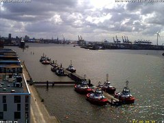 view from Altona Osten on 2018-06-22