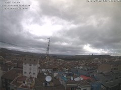 view from LOGROÑO on 2018-02-08