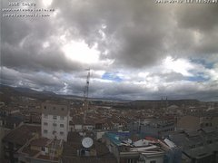 view from LOGROÑO on 2018-02-12