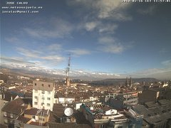view from LOGROÑO on 2018-02-16