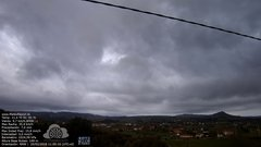 view from MeteoReocín on 2018-02-20