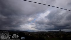 view from MeteoReocín on 2018-02-21