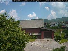 view from VREME ŽIRI-cam-1-SV on 2018-06-04