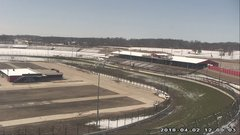 view from Eldora Speedway on 2018-04-02
