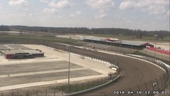 view from Eldora Speedway on 2018-04-10