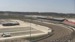 view from Eldora Speedway on 2018-04-12