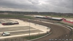 view from Eldora Speedway on 2018-04-16