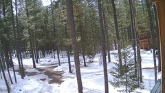 view from Cabin on 2018-03-17