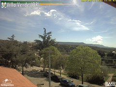 view from Baini Est on 2018-04-16