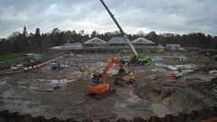 view from RHS Wisley 2 on 2018-01-29