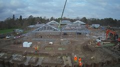 view from RHS Wisley 2 on 2018-02-05