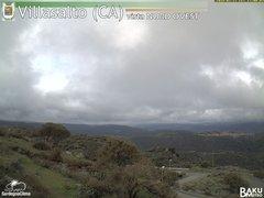 view from Villasalto on 2018-02-22