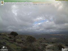 view from Villasalto on 2018-02-24