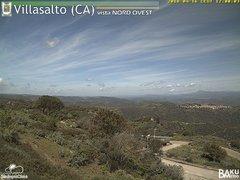 view from Villasalto on 2018-04-16