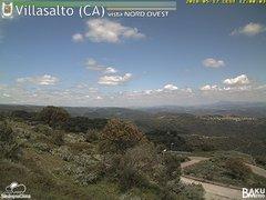 view from Villasalto on 2018-05-17
