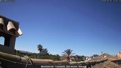 view from Montserrat - Casadalt 2(Valencia - Spain) on 2018-03-07