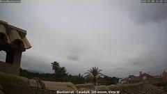 view from Montserrat - Casadalt 2(Valencia - Spain) on 2018-03-08