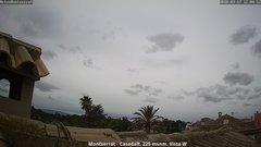 view from Montserrat - Casadalt 2(Valencia - Spain) on 2018-03-17