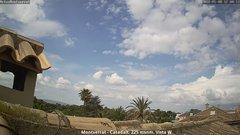 view from Montserrat - Casadalt 2(Valencia - Spain) on 2018-05-08