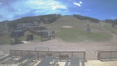view from Angel Fire Resort - Base on 2018-05-12