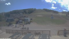 view from Angel Fire Resort - Base on 2018-05-18