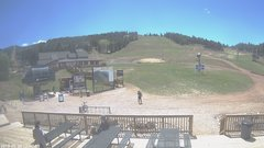 view from Angel Fire Resort - Base on 2018-05-20