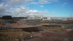 view from South Of The City School on 2018-02-26