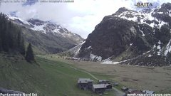 view from Val di Rèzzalo NE on 2018-05-10