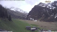 view from Val di Rèzzalo NE on 2018-05-15