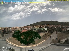 view from San Basilio on 2018-06-11