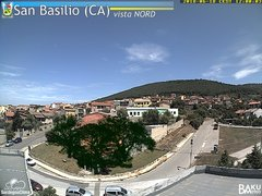 view from San Basilio on 2018-06-18