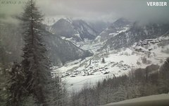 view from Verbier2 on 2018-02-12