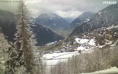 view from Verbier2 on 2018-03-19
