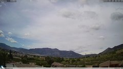 view from Gaianes - El Comtat on 2018-04-10