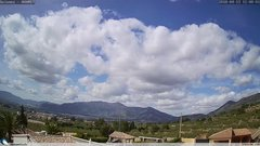 view from Gaianes - El Comtat on 2018-04-13