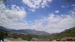 view from Gaianes - El Comtat on 2018-06-11
