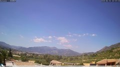 view from Gaianes - El Comtat on 2018-06-15