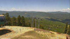 view from Angel Fire West View on 2018-06-04
