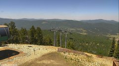 view from Angel Fire West View on 2018-06-11