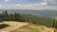 view from Angel Fire West View on 2018-06-13