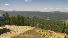 view from Angel Fire West View on 2018-06-14
