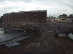 view from Dalmarnock 2 on 2018-02-12