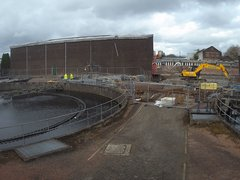 view from Dalmarnock 2 on 2018-04-23
