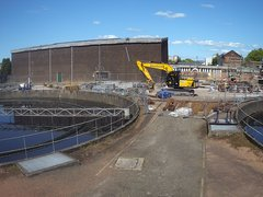 view from Dalmarnock 2 on 2018-05-16