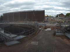 view from Dalmarnock 2 on 2018-05-22