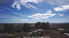 view from Montserrat - Casadalt (Valencia - Spain) on 2018-04-12
