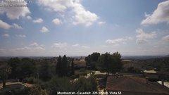 view from Montserrat - Casadalt (Valencia - Spain) on 2018-06-16