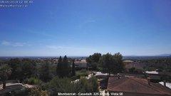 view from Montserrat - Casadalt (Valencia - Spain) on 2018-06-18