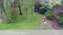 view from Wembury, Devon. Garden Cam on 2018-06-11